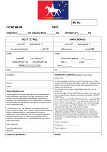 thumbnail of Ride Entry Form