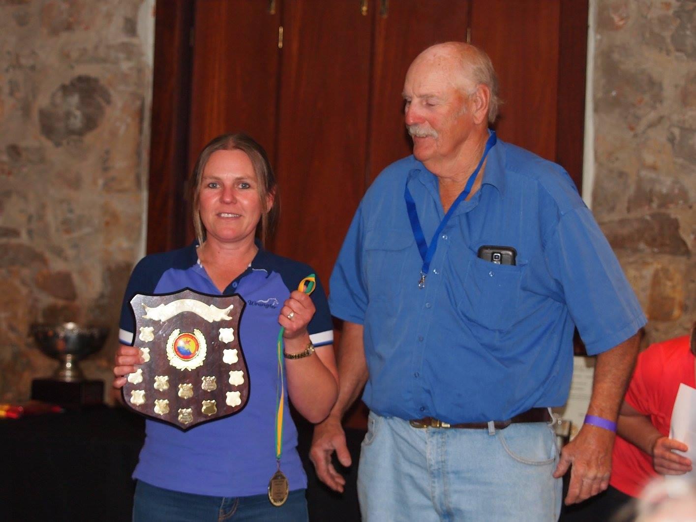 y Lyn Chapman Training Award