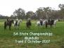 Mundulla SA State Championships 1-2 Oct 2017
